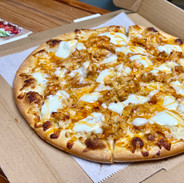 Sweet Buffalo Chicken Pizza