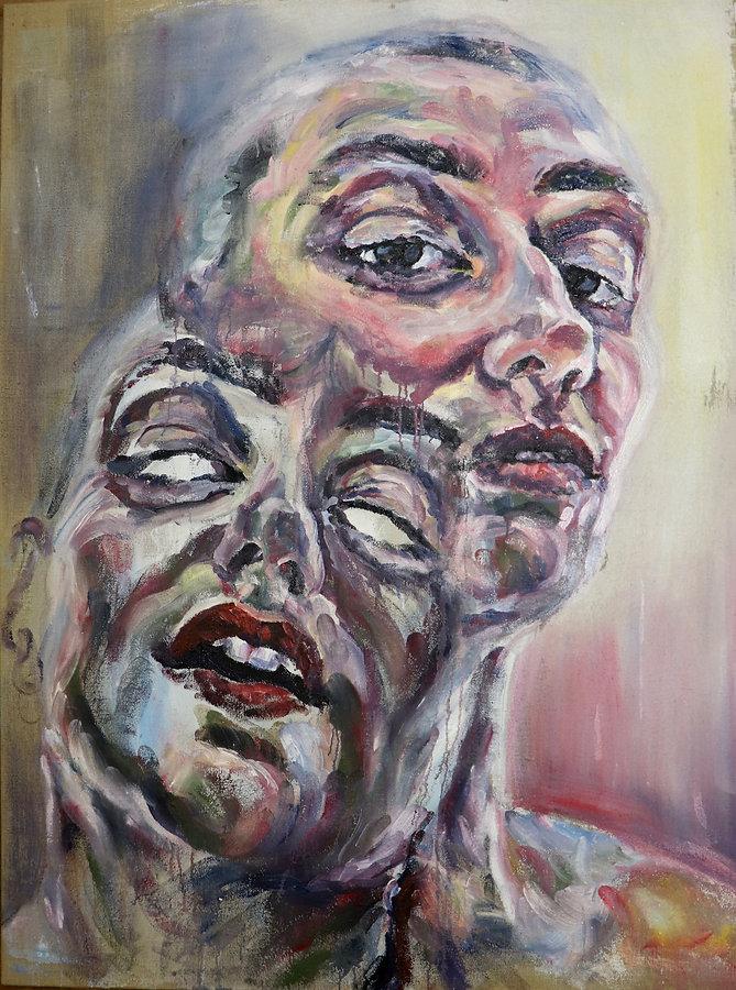 rebekka macht resurrection selbstporträt