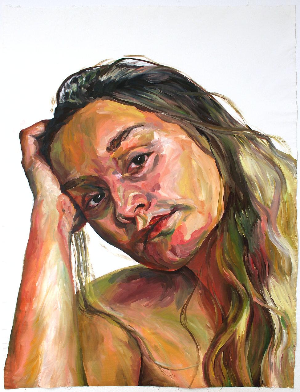 Rebekka Macht artist künstlerin viola