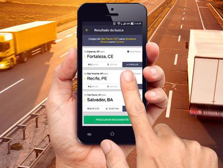 Tecnologia inédita registra processos de coleta de mercadorias na palma da sua mão