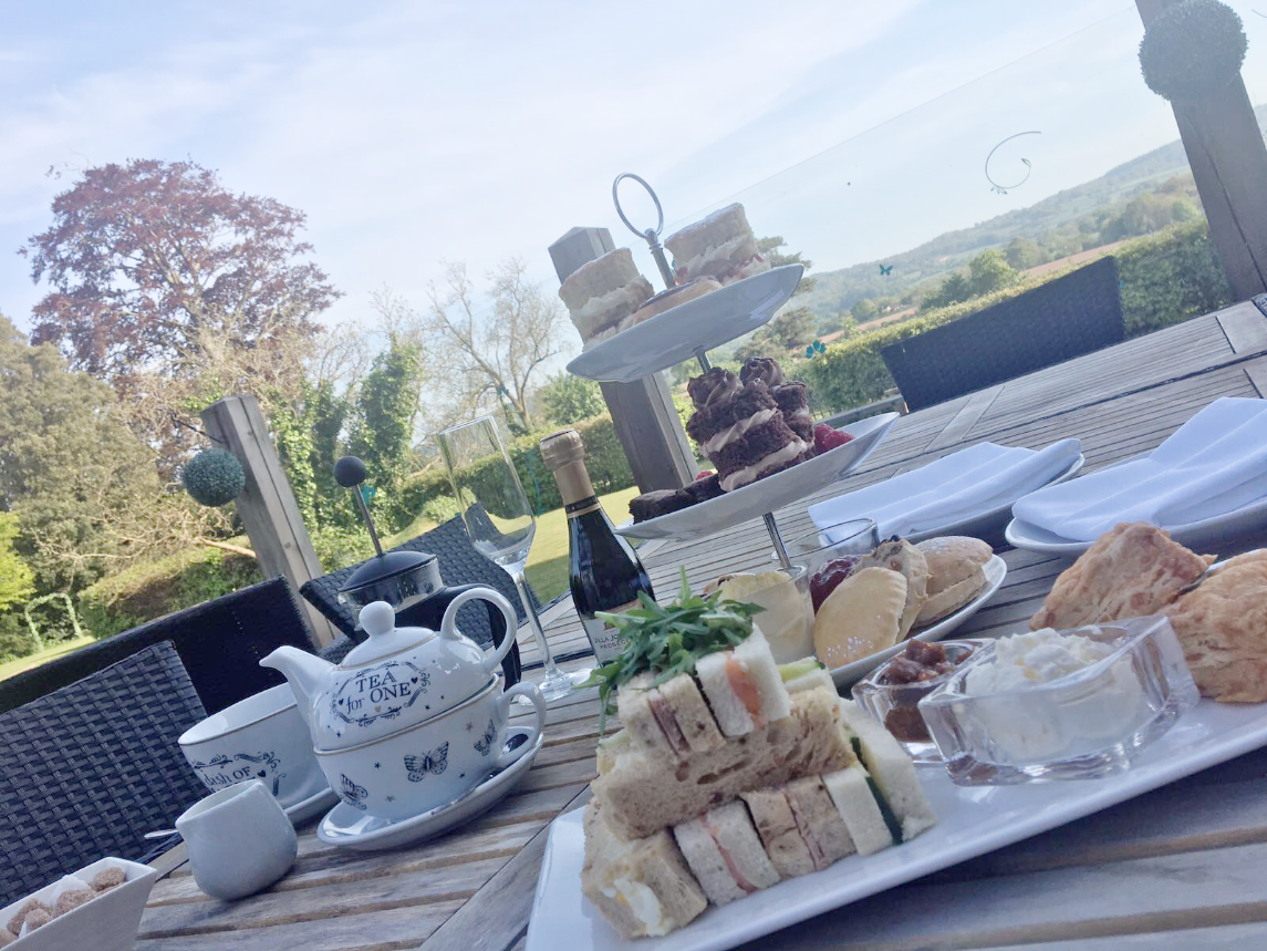 Our Foxy Afternoon Tea