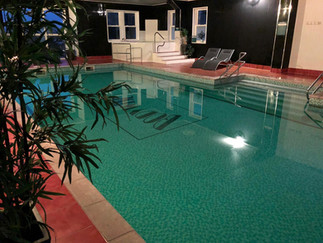 Swimming Pool at The Cleve