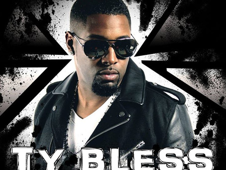 VIBE24-7 RADIO - TY BLESS / FEAT K7