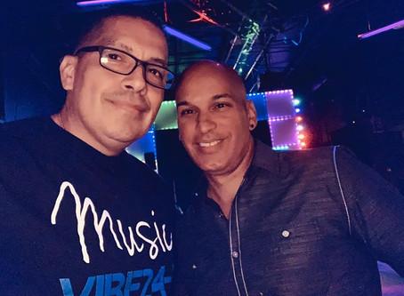 VIBE24-7 RADIO - BENNIE VELEZ / DJ DR1