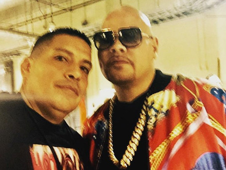 VIBE24-7 RADIO - FAT JOE = DJ DR1
