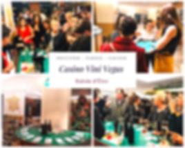 Dégustation de vins et jeux oenoludiques organisés à Monaco et sur toute la Méditérrannée par Raisin d'Être