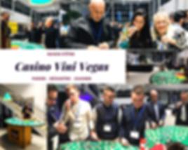Animation Casino VINI VEGAS en Hérault pour soirée d'entrerprise : dégustation de vin et jeu des arômes