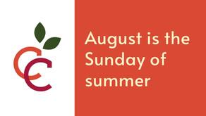 Crabapple Communiqués August 2021 Newsletter