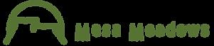 Mesa Meadows logo