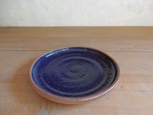 プレート皿(3~8寸)・紺