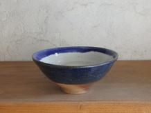 4寸碗・紺