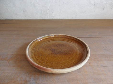 プレート皿(3~8寸)・茶
