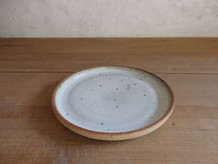 プレート皿(3~8寸)・白