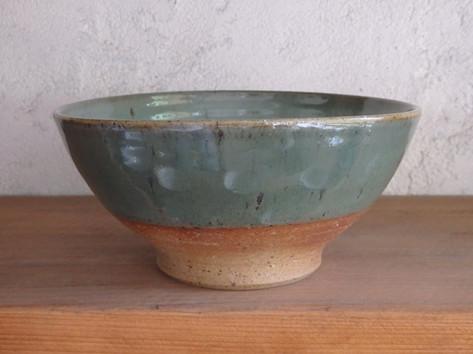 6寸碗・緑