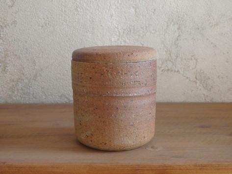 塩壷 M・筒形