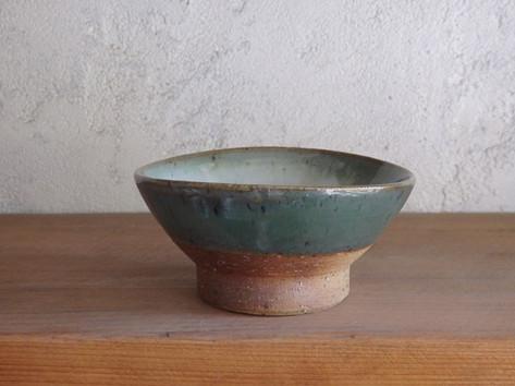 クラワンカ碗 M・緑