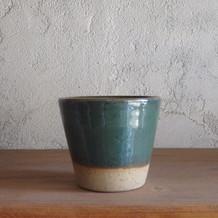 そばちょこカップ・緑