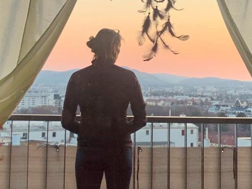 Mein royaler Balkon und was mich königlich bewegt.