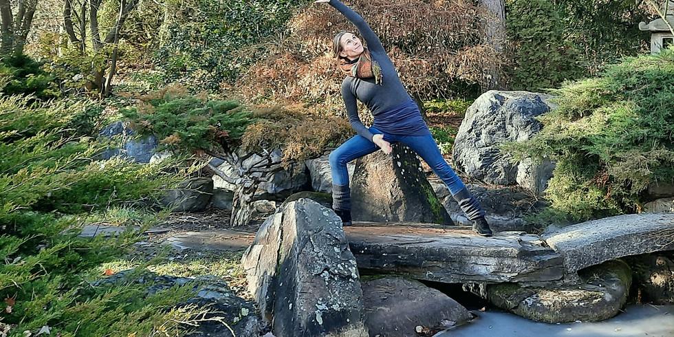 Yogawalk - Muttertag im Kurpark Oberlaa