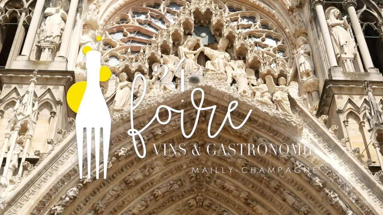 24e Foire Gastronomique de Mailly-Champagne
