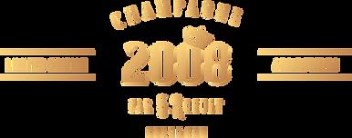 Champagne 2008 Grand cru - Cuvée Under Pressure - Par Samuel Roguet