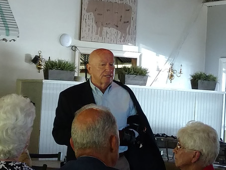 "Congressman Kevin Brady Discusses Medicare for All at ""Coffee with Kevin"" (WKP) 8/12/2019"