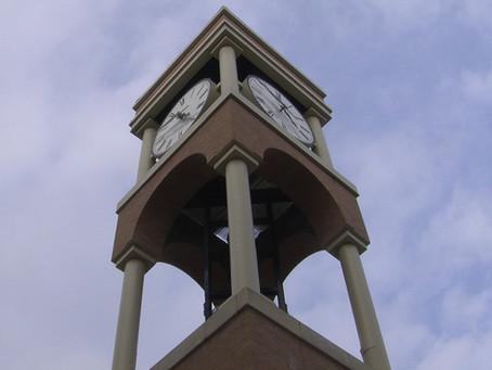 The SHSU Bell Tower