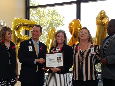Huntsville Memorial Hospital Receives Award (WCP) 8/12/2019