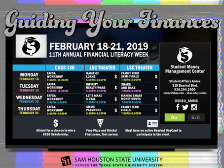 Financial Literacy Week