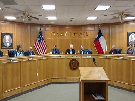 City Council Approves Road Repair