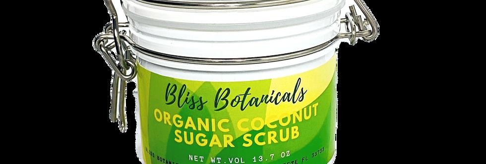 Organic Coconut Sugar Scrub - 13 oz