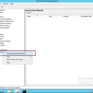 Panduan Mudah GPO di dalam Windows Server 2012 RS (Part 2) - Perform Resultant Set of Policy (RSOP)