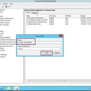 Panduan Mudah untuk Creating & Configure GPO di Windows Server 2012 R2 - Part 2