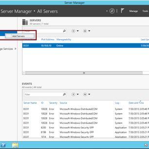 Panduan Ringkas Windows Server 2012 R2 Centralize Monitoring