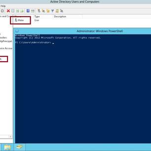 Langkah langkah mudah untuk Create Group mengunakan Windows Powershell di Server 2012