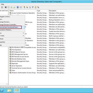 Langkah langkah Installing dan Configuring RODC di Windows Server 2012 R2