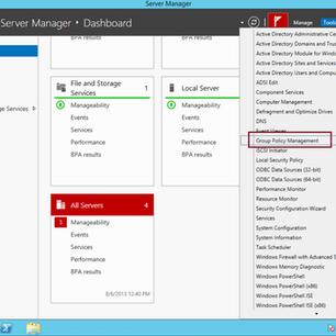Panduan Mudah untuk Melaksanakan Group Policy di Windows Server 2012 R2