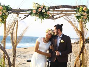 Bohém esküvői stílus
