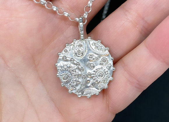 Pretty Paisley Pendant (Large, MADE TO ORDER)