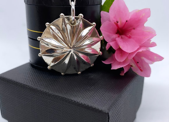 12-Point Star Pendant (MADE TO ORDER)
