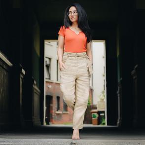 Mai Duong Kieu   Schauspielerin   Lentes Fotografie