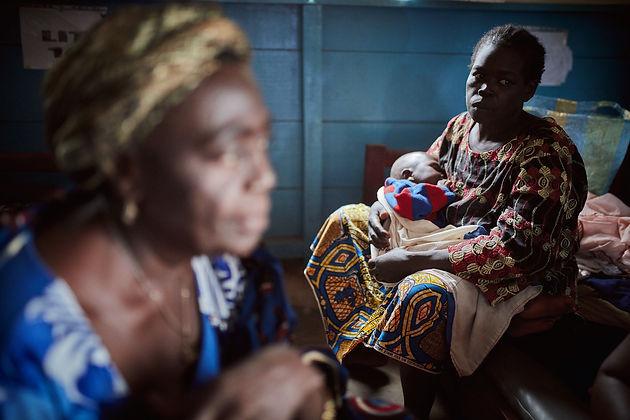 © Christophe Da Silva/Hans Lucas pour Action contre la faim