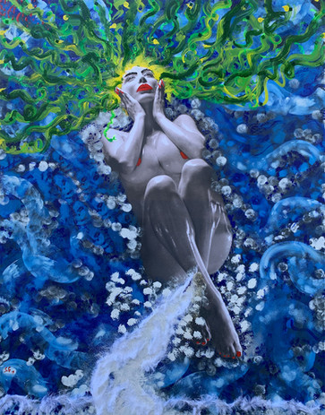 Medusa e Poseidone