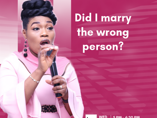 Did I marry the wrong person?