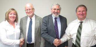 New Members join Board