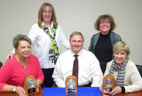 2019 Outgoing Trustees