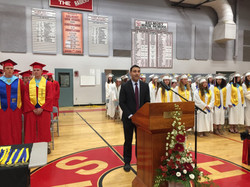 Belmont High School Awards 2019