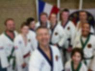 High Five tang soo do koreaans karate leeuwarden taekwondo