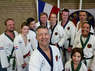 High Five tang soo do koreaans karate leeuwarden taekwondo