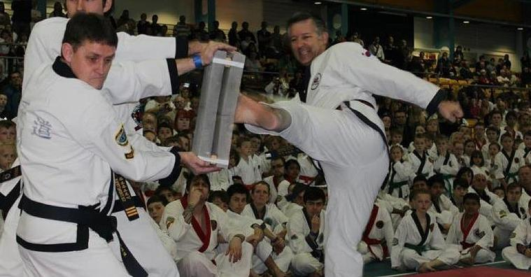 High Five Tang Soo Do